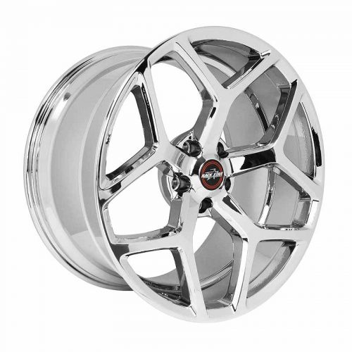 Race Star 95 Recluse Chrome 17x10.5 Dodge