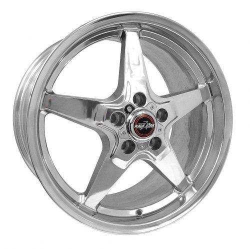 RaceStar 92 Drag Star Polished 18x10.5 CTS-V