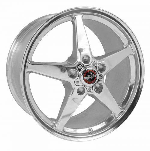 RaceStar 92 Drag Star Polished 18x10.5 CTS-V Sedan