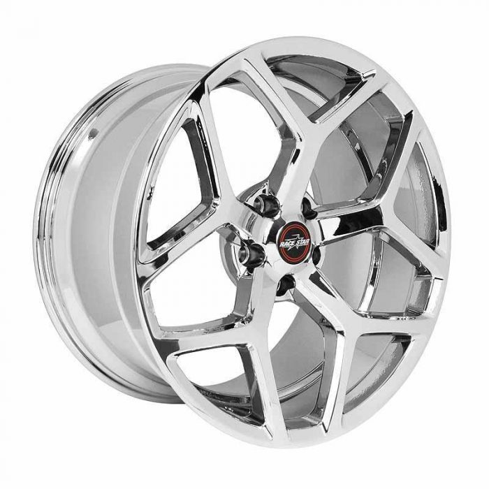 Racestar 95 Recluse Polished 18x10.5 C7 Corvette