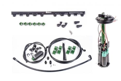 Radium Engineering Toyota Supra 1993-2002 Fuel Delivery System