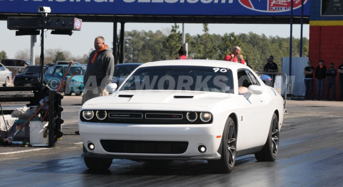 Test n Tune At Rockingham Dragway