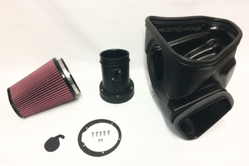 Roto-Fab Chevrolet Camaro 2016+ LT1 Partial Air Intake System (Heartbeat/Whipple SC)