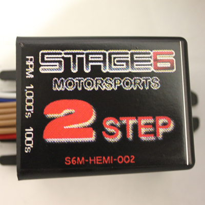 Stage 6 Motorsports Modern HEMI 2 Step Kit