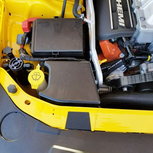 UPR Products Dodge Hellcat/Demon 6.2 HEMI 2015+ Fender Catch Can