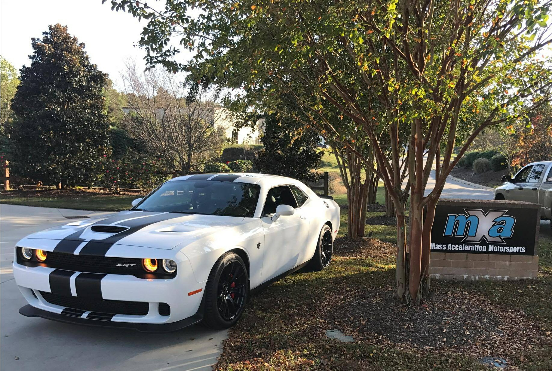 Hellcat Performance Packages Mass Acceleration Motorsports