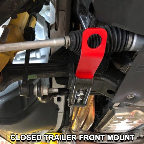 ZL1 Addons Dodge Challenger 2008+ Trailer Strap Points