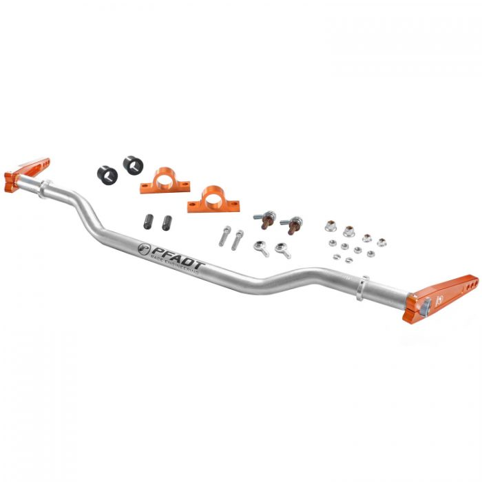 aFe Control Chevrolet Corvette C5/C6 PFADT Series Drag Race Rear Sway Bar