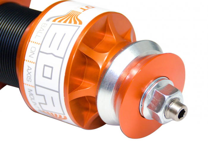 aFe Control PFADT Series Featherlight Single Adjustable Drag Racing Coilover System