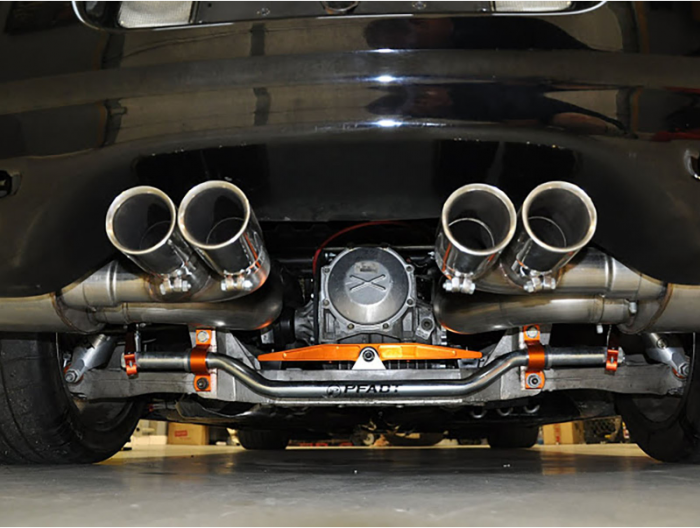aFe Control PFADT Series Transmission Mount Corvette C5