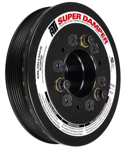 mXa ATI Super Damper 2005-10 S6.1 HEMI 5% OD Harmonic Balancer