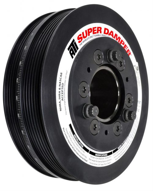 mXa ATI Super Damper 2016+ LT1/LT4 Supercharged Series 10% OD Harmonic Balancer