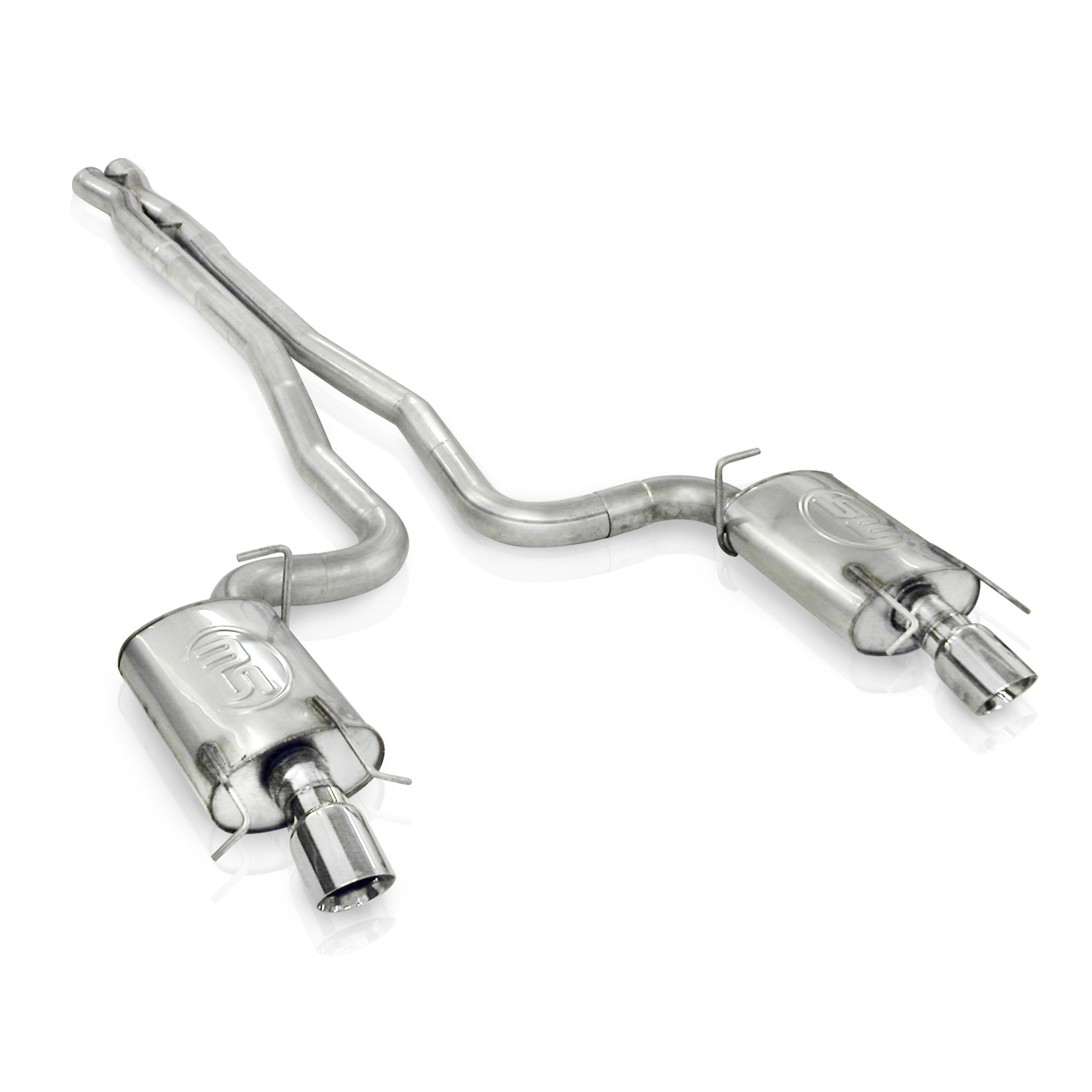 Stainless Works Cadillac CTS-V Wagon 2009-15 Exhaust: 3
